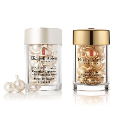 Ceramide Hydrate and Firm Set
