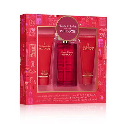 Red Door Holiday Gift Set