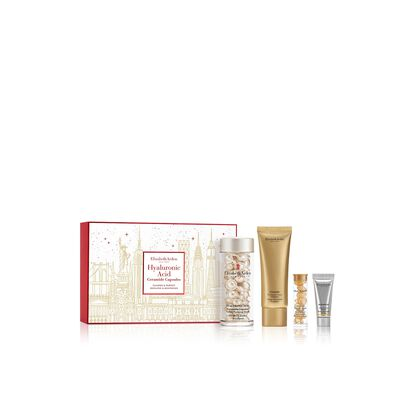 Hyaluronic Acid Ceramide Capsules Plumped and Perfect Set