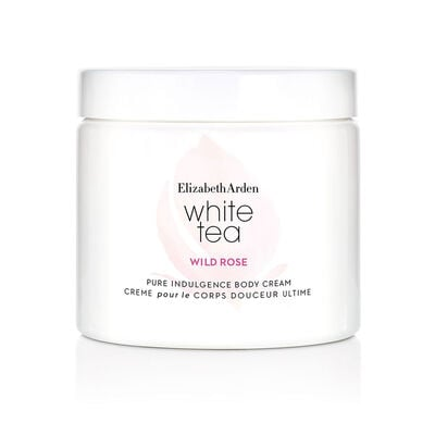 Elizabeth Arden White Tea Wild Rose Pure Indulgence Body Cream