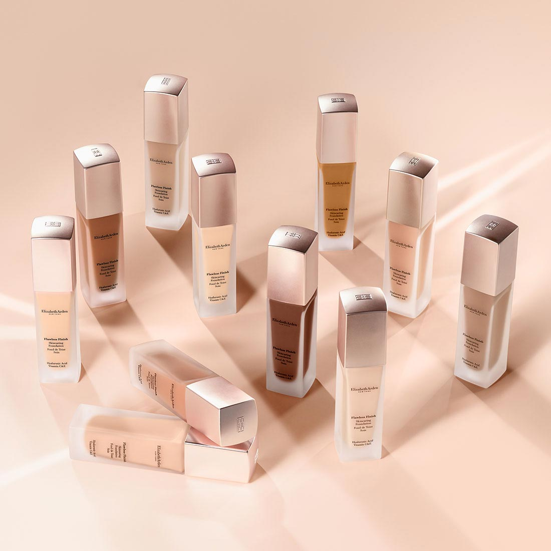 Skincaring Foundation Collection