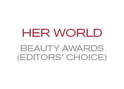 Her World Beauty Awards (Editors' Choice)