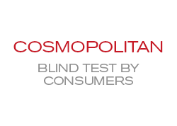 Cosmopolitan Blind Test by consumers